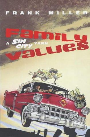 9781852868987: Sin City: Family Values