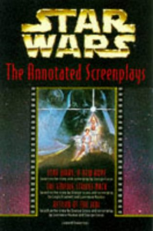 9781852869236: Star Wars: The Annotated Screenplays