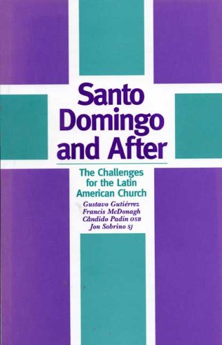 9781852871208: Santo Domingo and After: Challenges for the Latin American Church