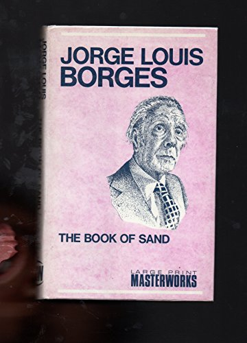 9781852900229: The Book of Sand (Large Print Masterworks)