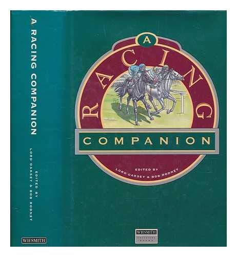 9781852911171: A racing companion