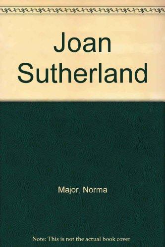 9781852915131: Joan Sutherland