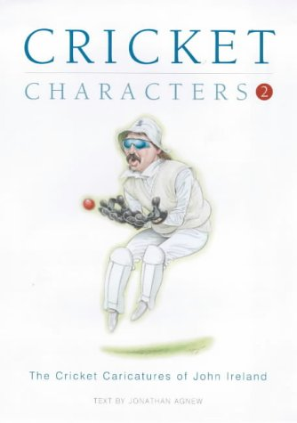 9781852916329: Cricket Characters: v. 2: The Cricket Caricatures of John Ireland