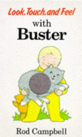 9781852920883: Look, Touch and Feel With Buster