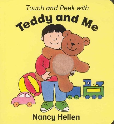 9781852921842: Touch and Peek With Teddy and Me
