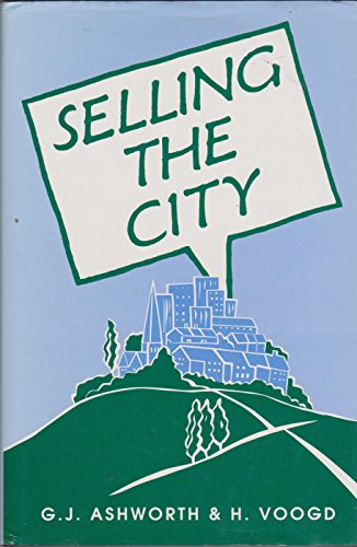 9781852930080: Selling the city: Marketing approaches in public sector urban planning