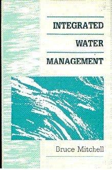 Integr Water Mgmt: CRC Press