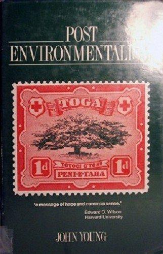 Post-environmentalism: Young, John