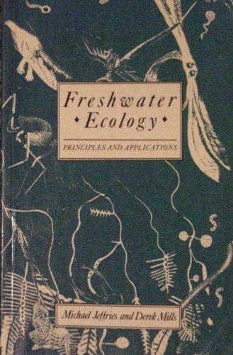 9781852931278: Freshwater Ecology Princs & Applns
