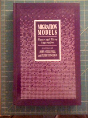 9781852931483: Migration Models