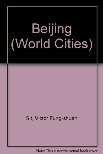 9781852931896: Beijing (World Cities)