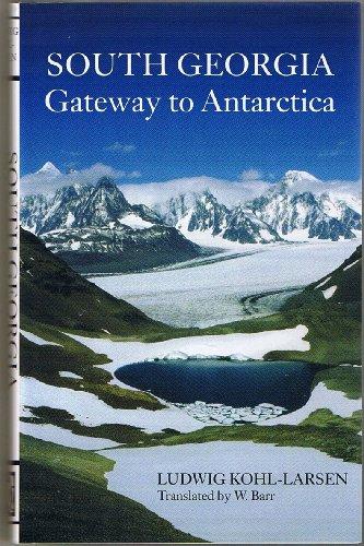 9781852970758: South Georgia: Gateway to Antarctica