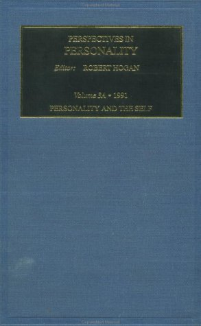 9781853020865: Perspectives in Personality: Vol 3A (v. 3a)