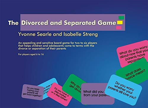 The Divorced and Separated Game (Lifegames): Streng, Isabelle