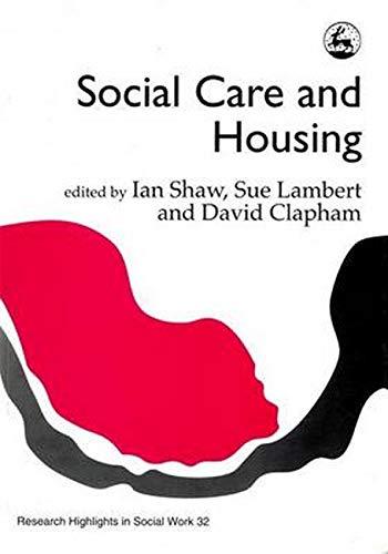 Social Work and Housing (Paperback): Sue Lambert