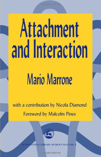Attachment and Interaction International Library of Group Analysis: Mario Marrone