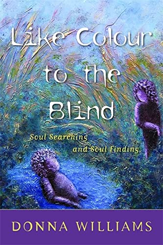 9781853027208: Like Colour to the Blind: Soul Searching and Soul Finding