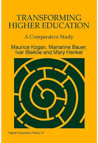 9781853028823: Transforming Higher Education: A Comparative Study (Higher Education Policy)