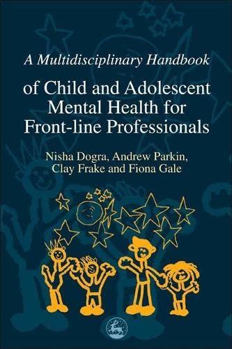 9781853029295 A Multidisciplinary Handbook Of Child And Adolescent