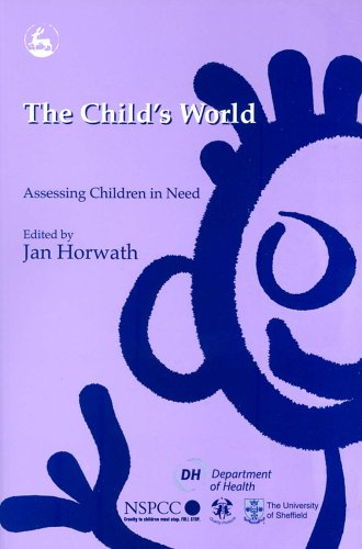 9781853029578: The Child's World: Assessing Children in Need
