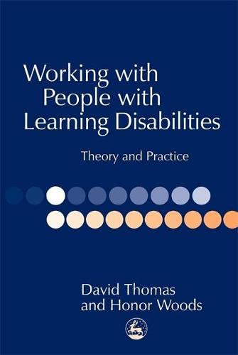 9781853029738: Working with People with Learning Disabilities: Theory and Practice
