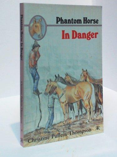 9781853041181: Phantom Horse in Danger