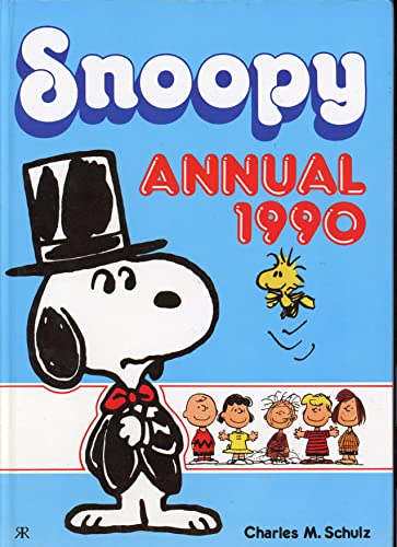 Snoopy Annual 1990: Schulz, Charles M. And Gordon Volke