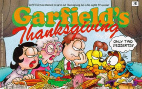 9781853041822: Garfield Thanksgiving (Garfield Colour TV Special)