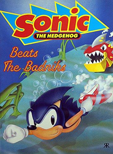 9781853042560: Sonic the Hedgehog: Beats the Badniks No. 1