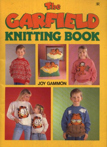 9781853043260: Garfield Knitting Book