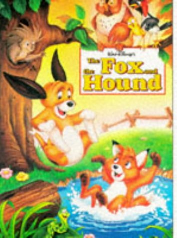 9781853043901: The Fox and the Hound (Disney Studio Albums)