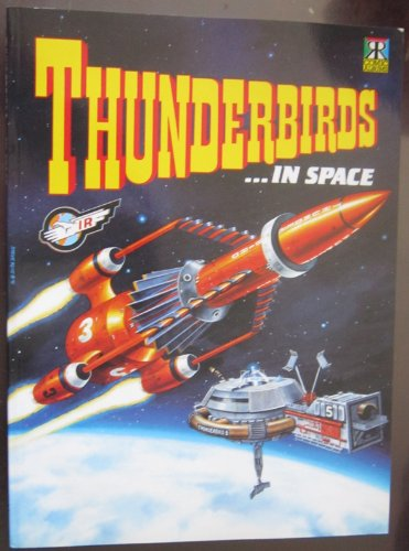 Thunderbird Comic Albums (Thunderbirds Comic Album) (9781853044076) by Anderson, Gerry