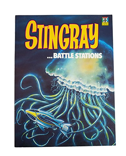 Stingray Comic Albums: Battle Stations (9781853044564) by Anderson, Gerry; Fennell, Alan