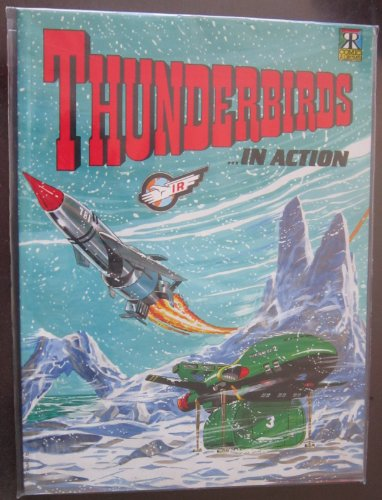 Thunderbirds Comic Albums: In Action (9781853044618) by Anderson, Gerry; Fennell, Alan
