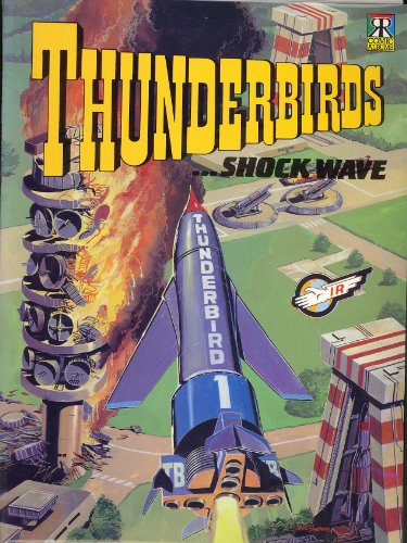 Thunderbirds Comic Albums: Shockwave (9781853044625) by Anderson, Gerry; Fennell, Alan