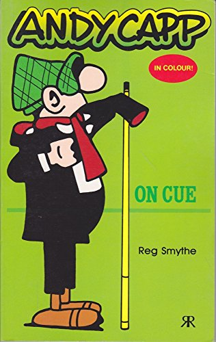 9781853045677: Andy Capp on Cue (Andy Capp Pocket Books)