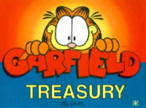 9781853049750: Garfield Treasury: No. 8 (Garfield Miscellaneous)