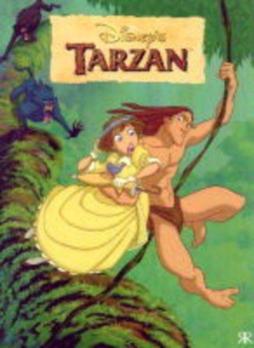 9781853049897: Tarzan (Disney Studio Albums S.)