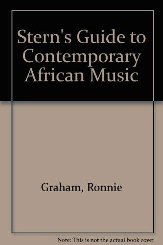Sterns Guide to African Music