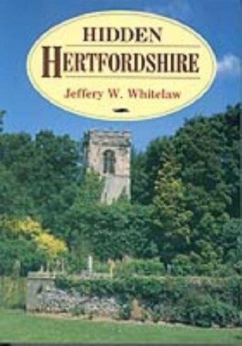 9781853060250: Hidden Hertfordshire