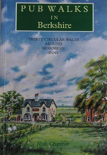 9781853062698: Pub Walks in Berkshire