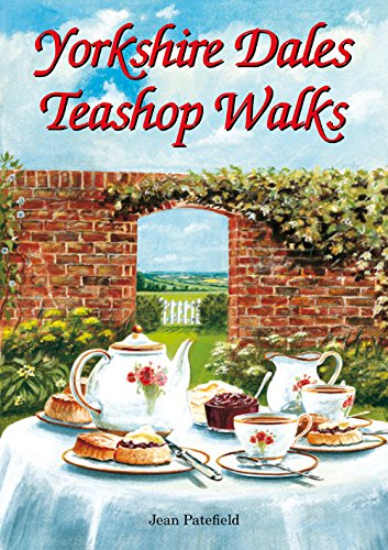 9781853064890: Yorkshire Dales Teashop Walks