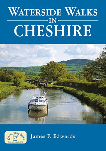 9781853065569: Waterside Walks in Cheshire (Waterside Walks)