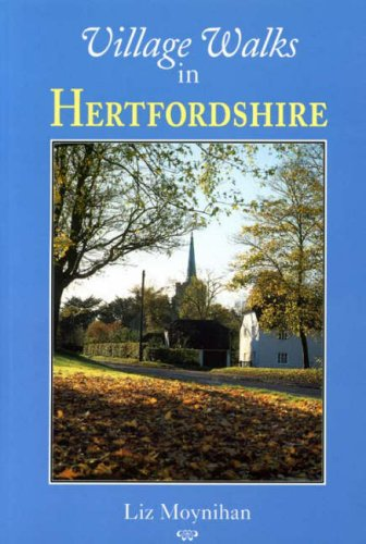 9781853065675: Village Walks in Hertfordshire (Village Walks S.)