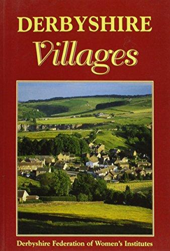 9781853067488: Derbyshire Villages (Villages in Colour)