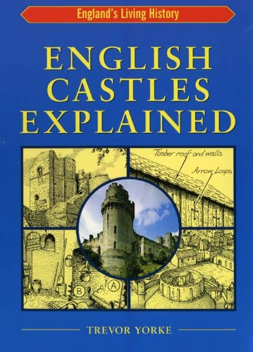9781853068195: English Castles Explained (England's Living History)