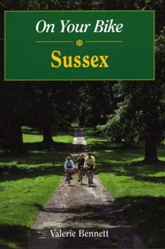 9781853068331: On Your Bike in Sussex (On Your Bike)
