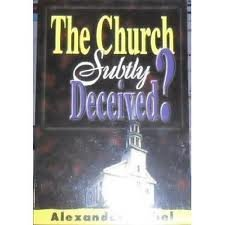 9781853071089: The Church Subtly Deceived?