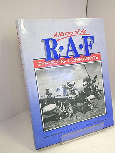9781853100512: History of the Royal Air Force Servicing Commandos