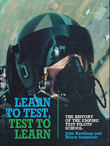 Learn to Test, Test to Learn: History: Rawlings, John D.R.,